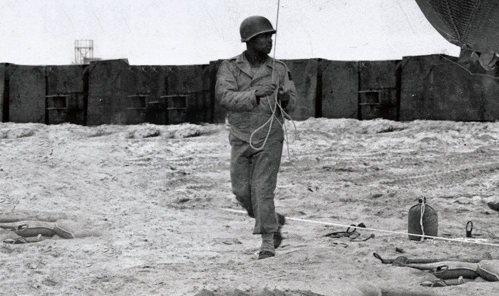 Forgotten The Untold Story of D-Day's Black Heroes, at Home and at War