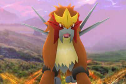 Pokémon GO Entei