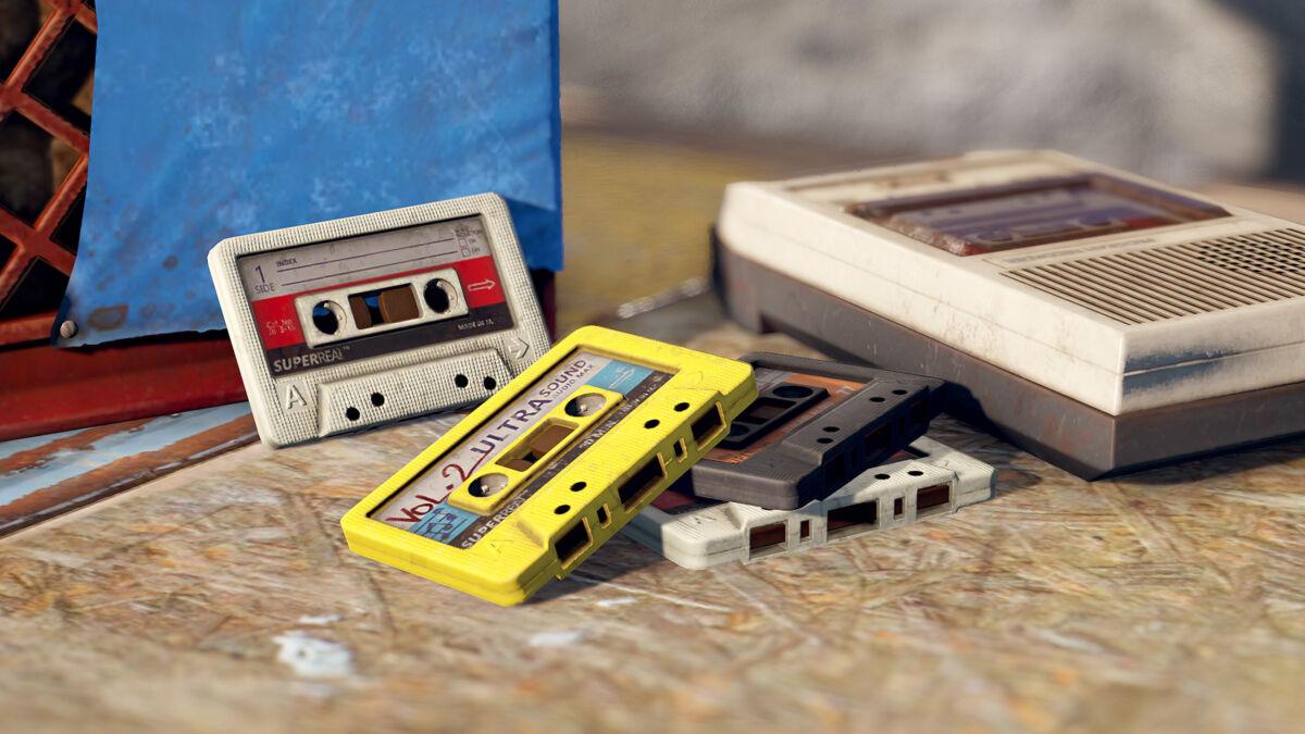 Rust Cassettes