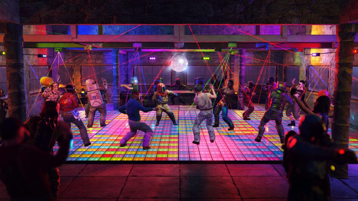 Rust Voice Props DLC Dances