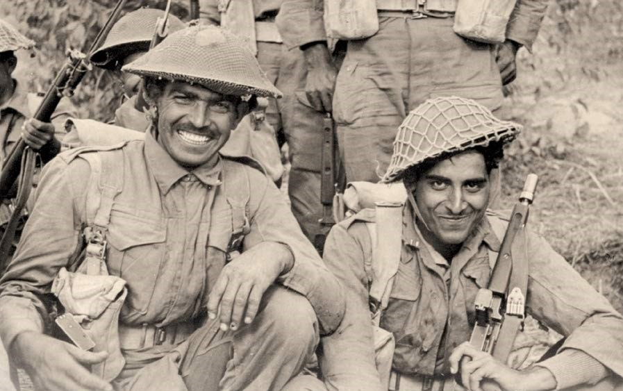 Soldiers of Empire Indian and British Armies in World War II