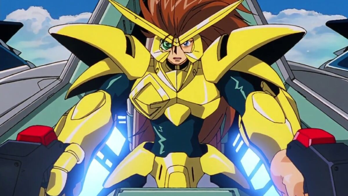The King of Braves: GaoGaiGar