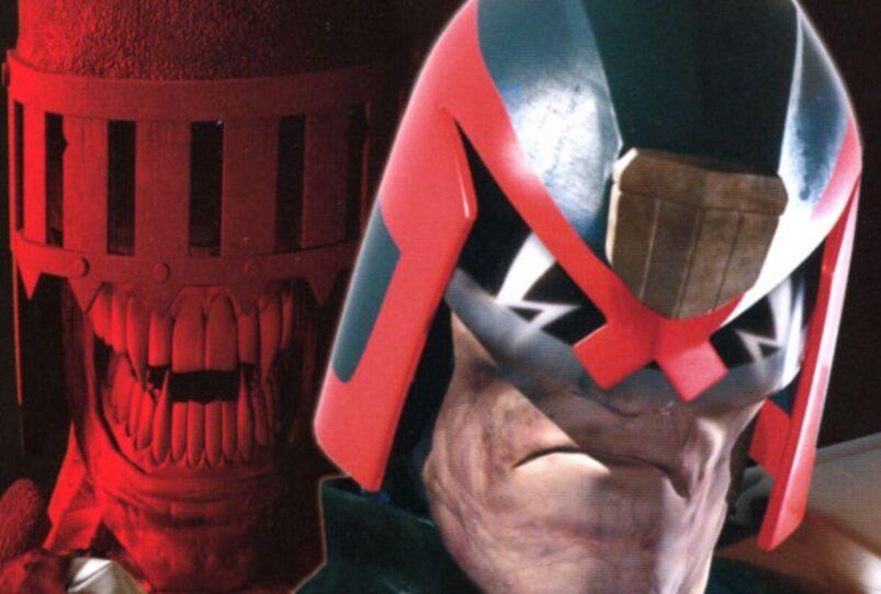 Judge Dredd vs Death