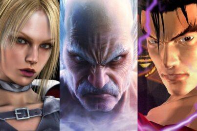 ranking Tekken games