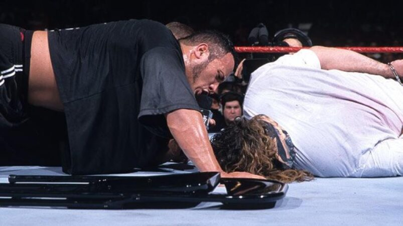 The Rock and Mankind