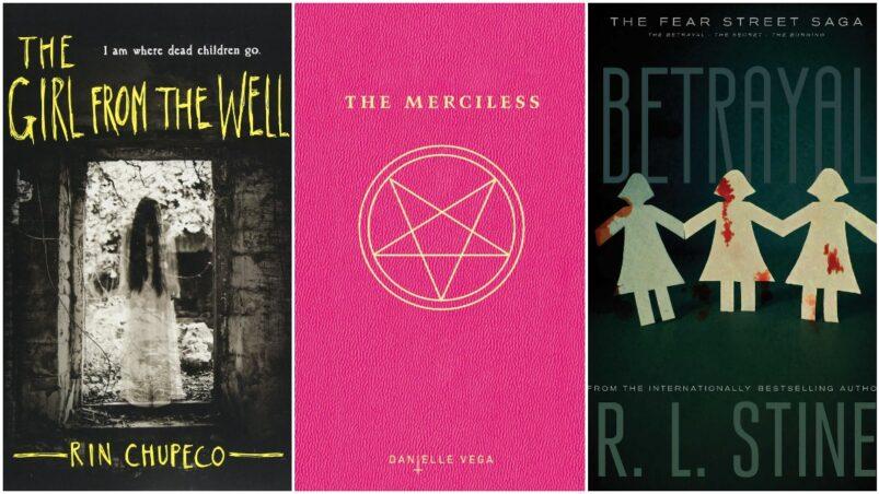 Best Horror Books For Teens