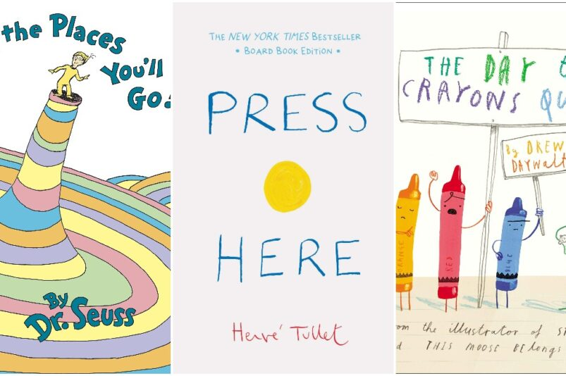 12 Best Books For 4-Year-Olds