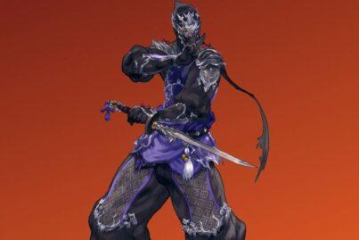 FF14 Ninja