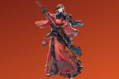 FF14 Samurai