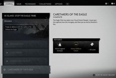 Caretakers of the Eagle