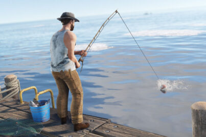 Rust fishing
