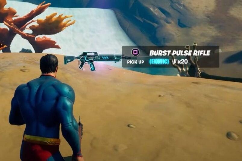Burst Pulse Rifle