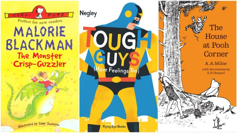 12 Best Books For 6-Year-Olds