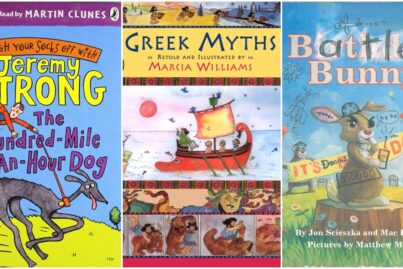 12 Best Books For 7-Year-Olds