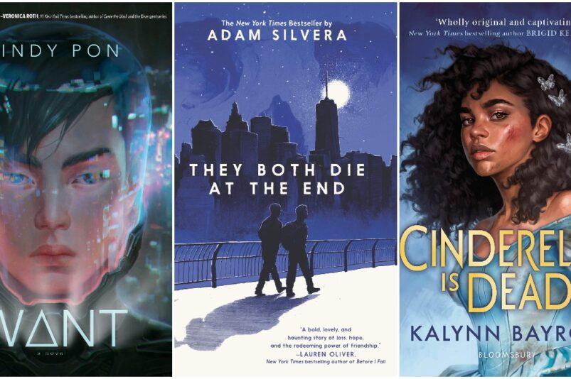 12 Best Dystopian Books For Teens