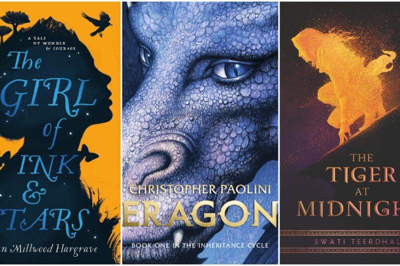 12 Best Fantasy Books For Teens