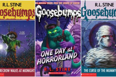 12 Best Goosebumps Books You Should Read