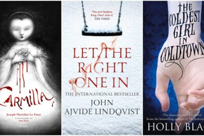 12 Best Vampire Books To Sink Your Teeth Into