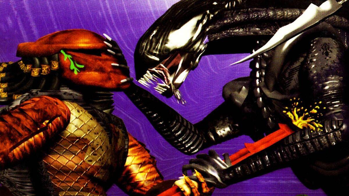 Alien Vs Predator 1994
