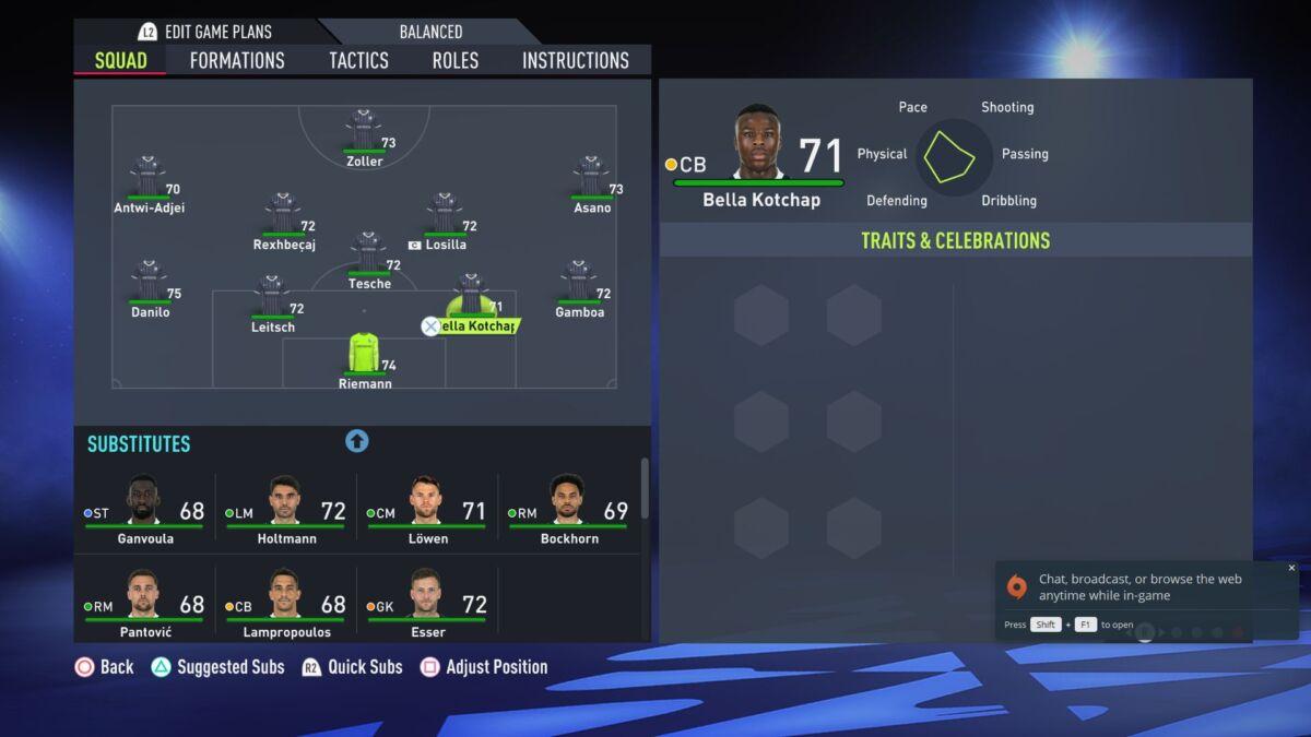 Armel Bella Kotchap FIFA 22