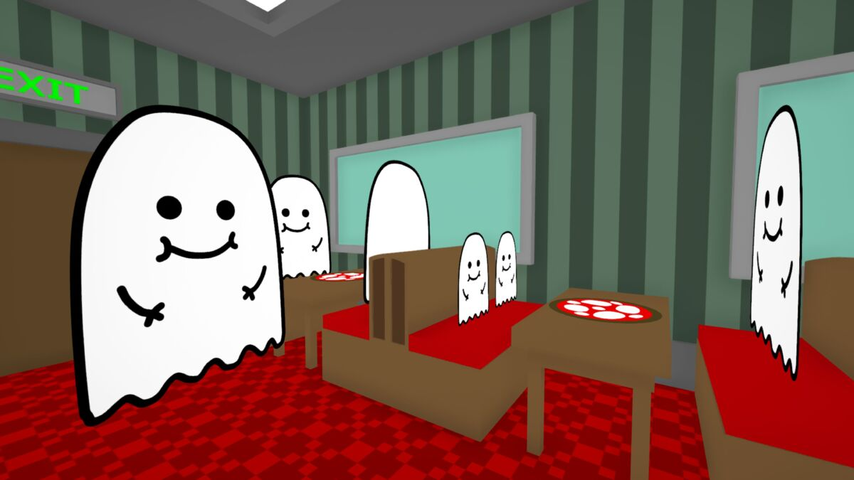 Can a Cute Ghost Story Be Spooky