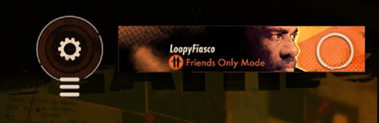 Deathloop Friends Only Mode