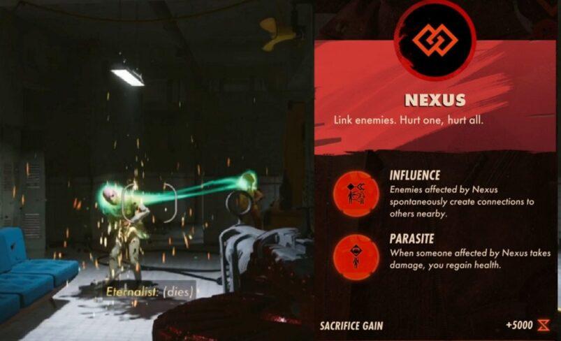 Deathloop Nexus slab