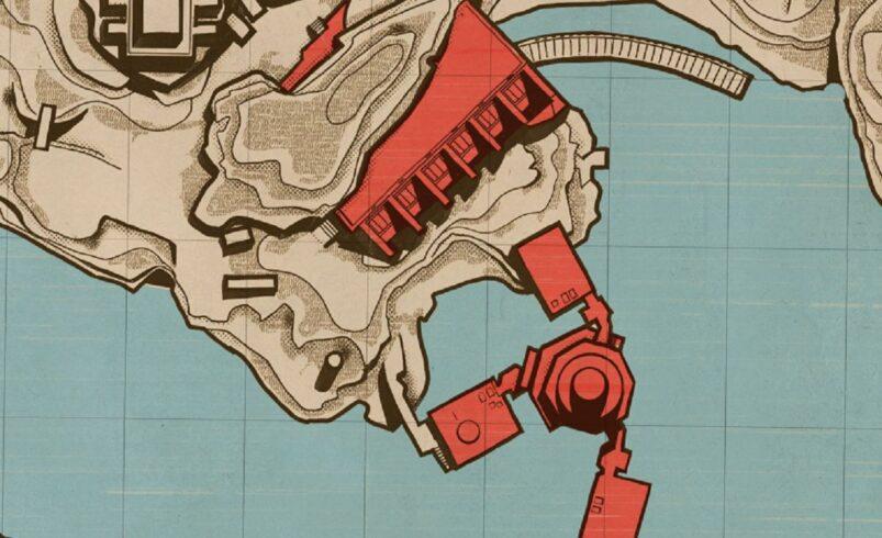 Deathloop maps