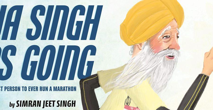 Fauja Singh Keeps Going