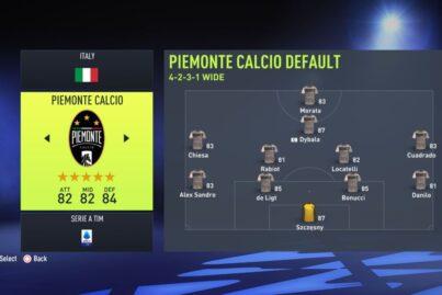 Fifa 22 Juventus