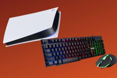 Keyboard and mouse PS5 games