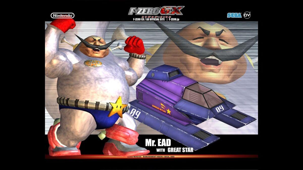 Mr EAD