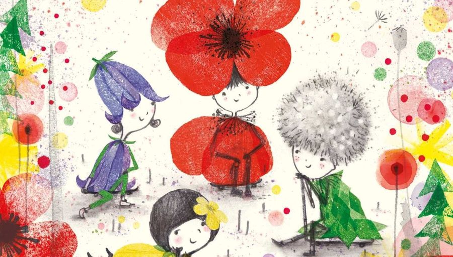 Poppy And The Blooms