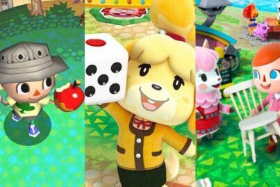 Ranking Animal Crossing Games