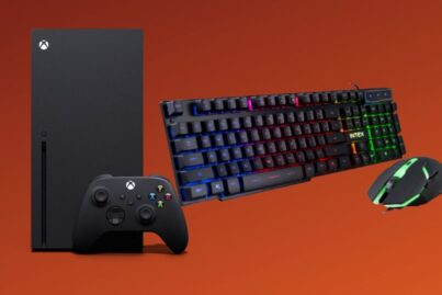Xbox Series X Keyboard and Mouse games