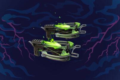 Dual Fiend Hunters