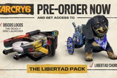 Far Cry 6 Pre Order DLC