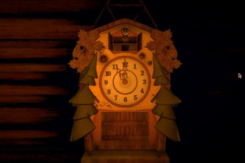 Inscryption Clock puzzle