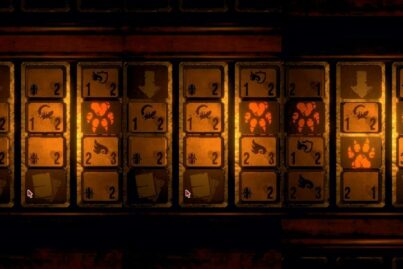 Inscryption chest puzzle
