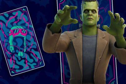 Fortnite Frankensteina